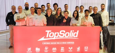 Equipa TopSolid Portugal
