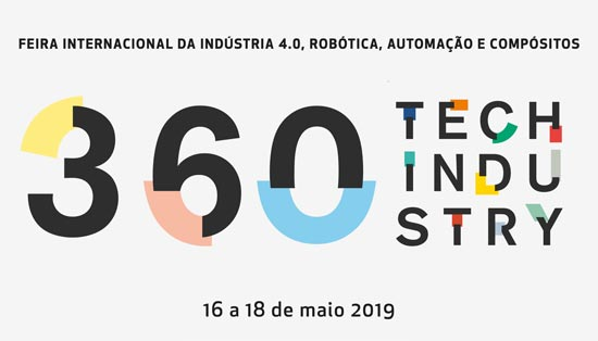 Visite a CadSolid na feira 360 Tech Industry na Exponor