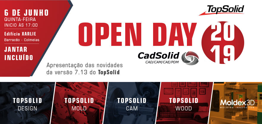 OpenDay 2019 - CadSolid