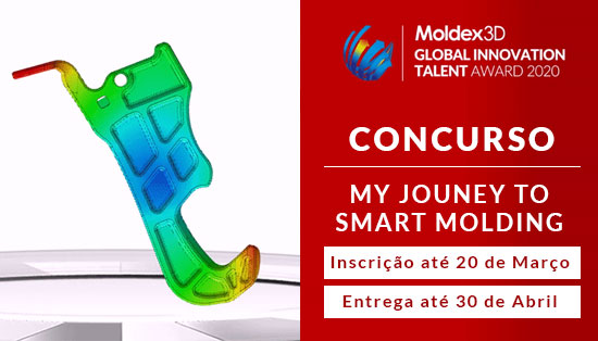 Concurso Moldex 3D - Global Innovation Talent Award 2020