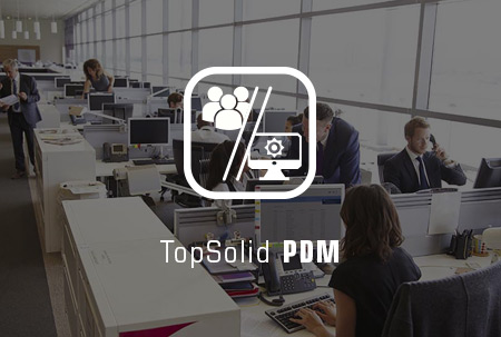 TopSolid PDM