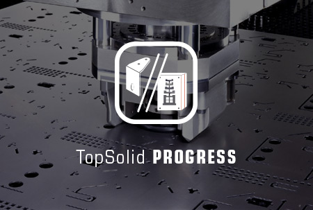 TopSolid PROGRESS