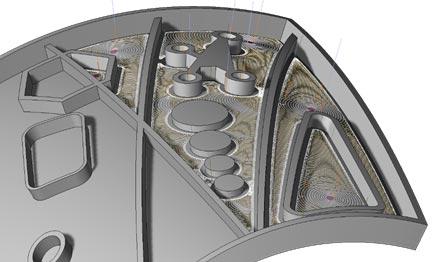 Topsolid CAM ModuleWorks Multiblade