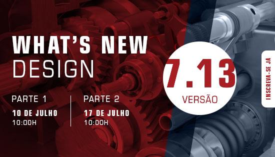 WEBINAR TopSolid Design - Novidades 7.13