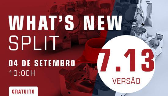 WEBINAR TopSolid SPLIT - Novidades da versão 7.13