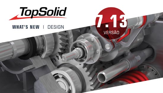 As principais novidades do TopSolid DESIGN