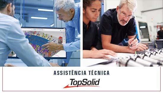 Assistência Técnica TopSolid Portugal