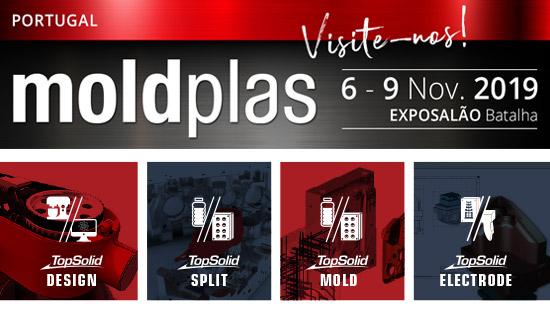 Visite a CadSolid na feira MoldPlás na ExpoSalão