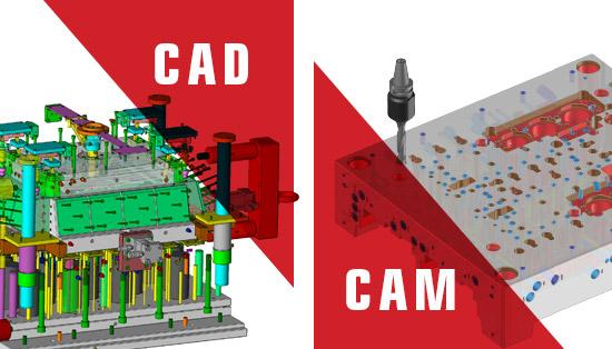 Produção Rápida: A integração CAD/CAM faz toda a diferença