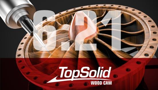 Principais novidades do TopSolid Wood CAM 2020