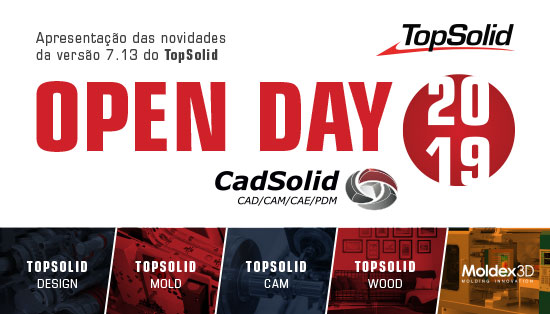 Open Day Cadsolid 2019