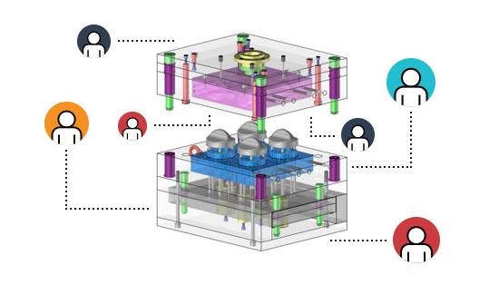 PDM Server no projeto de moldes