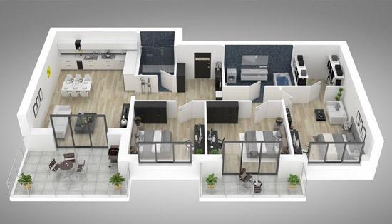 Software 3D: quais são os desafios para projetos de design de interiores?