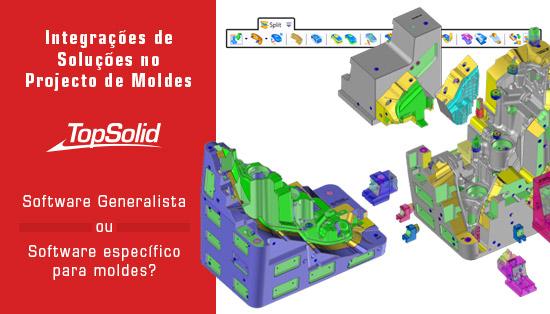 software específico para moldes