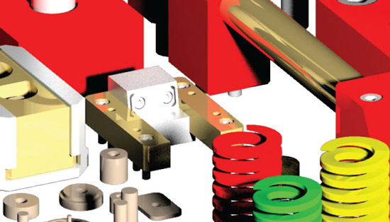 Necessidade de uniformização de cores das geometrias na indústria Portuguesa de Moldes