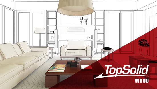 10 vantagens do software para desenhar mobiliário