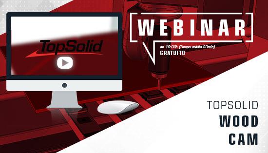 Webinar – TopSolid WOOD CAM