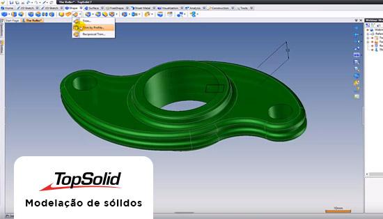 Modelação de sólidos