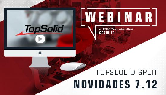 TopSolid Split 7.12 – Novidades